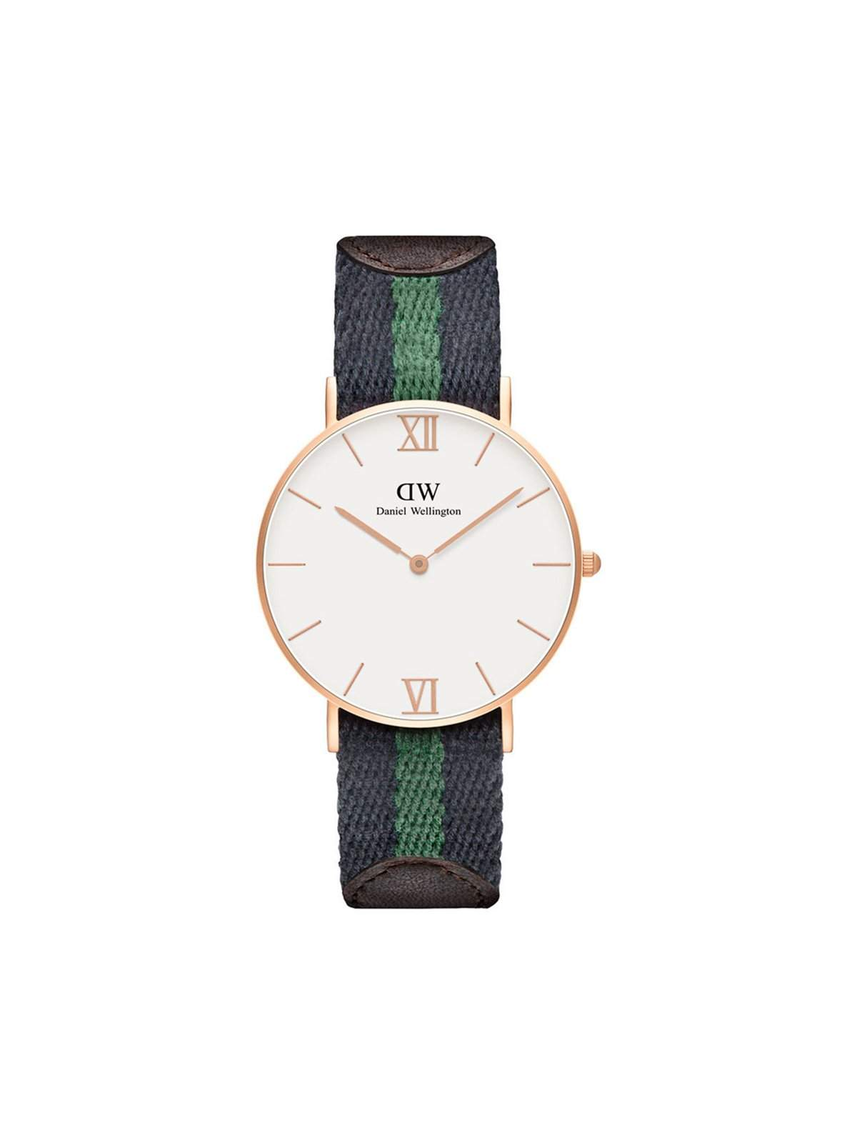 Daniel Wellington Grace Warwick Unisex 36mm - MORE by Morello Indonesia