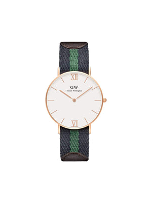 Daniel Wellington Grace Warwick Unisex 36mm - MORE by Morello - Indonesia