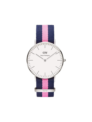 Daniel Wellington Classic Winchester Silver Women 36mm - MORE by Morello Indonesia