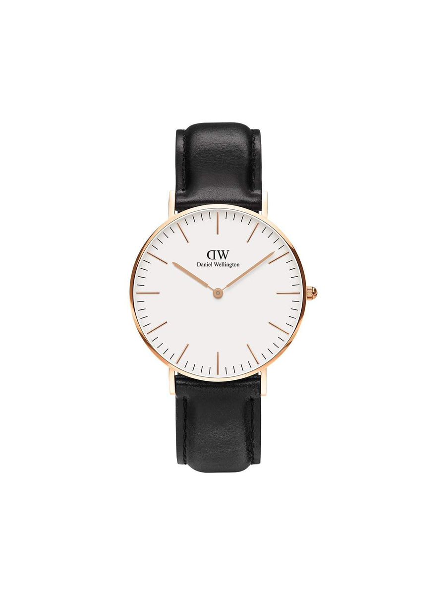 Daniel Wellington Classic Sheffield Rose Gold Women 36mm - MORE by Morello