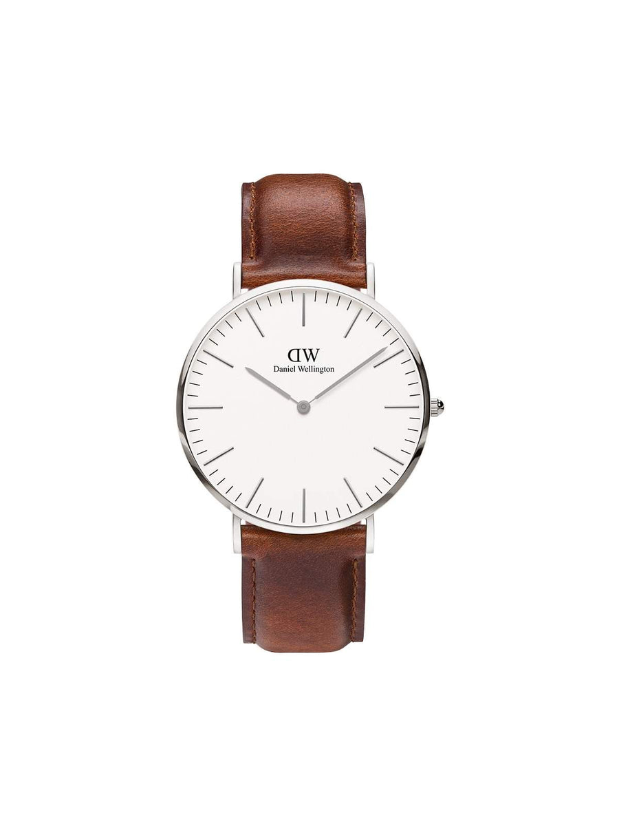 Daniel Wellington Classic St Andrews Silver Women 36mm - MORE by Morello