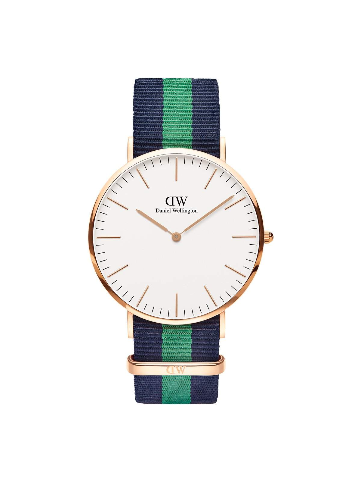 Daniel Wellington Classic Warwick Rose Gold Men 40mm - MORE by Morello Indonesia