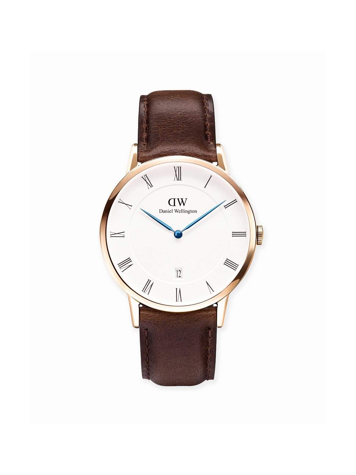 Daniel Wellington Dapper Bristol Rose Gold Unisex 38mm - MORE by Morello Indonesia