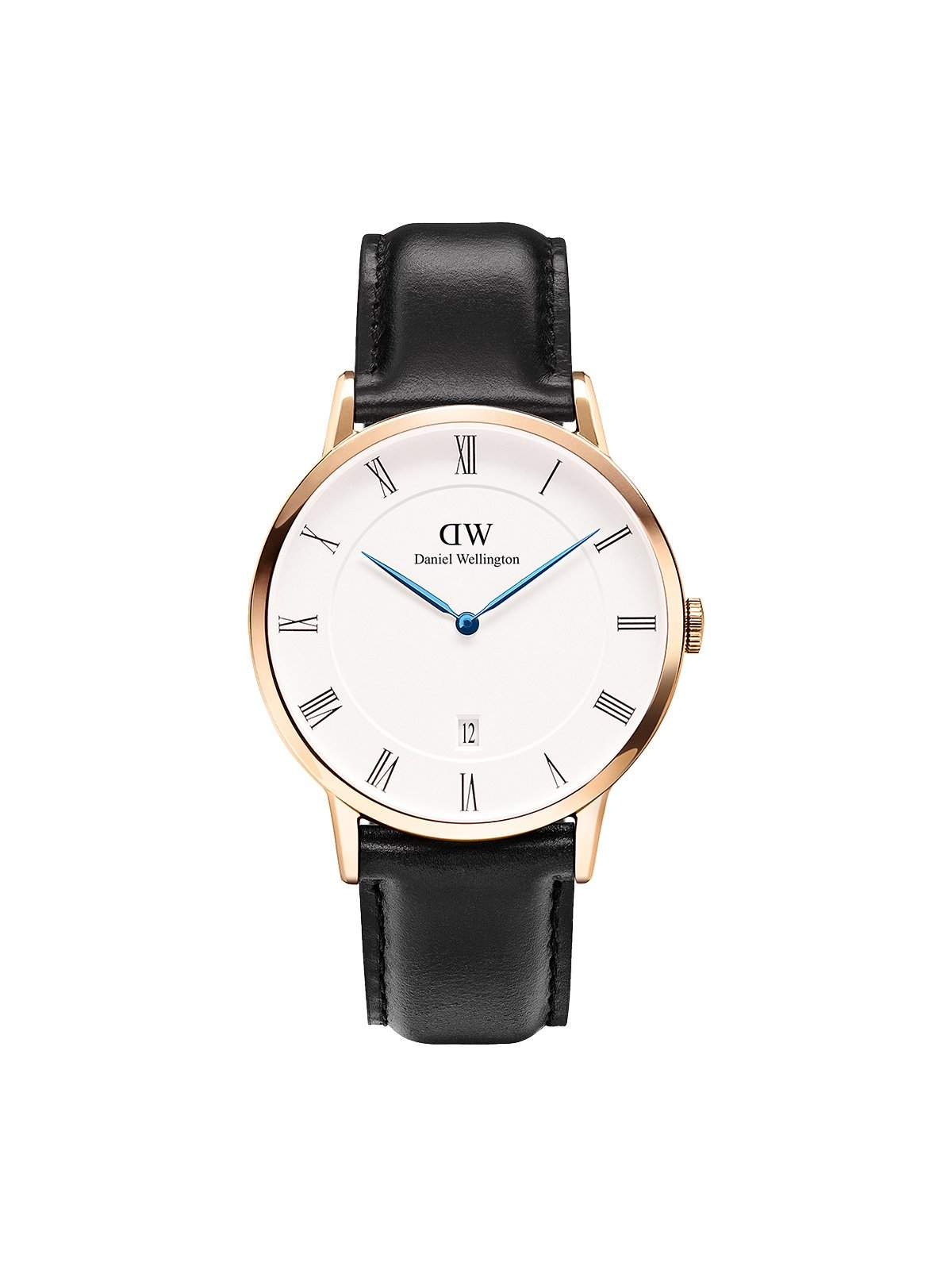 Daniel Wellington Dapper Sheffield Rose Gold Unisex 38mm - MORE by Morello Indonesia