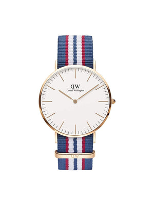 Daniel Wellington Classic Belfast Rose Gold Men 40mm - MORE by Morello Indonesia