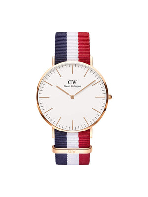 Daniel Wellington Classic Cambridge Rose Gold Men 40mm - MORE by Morello Indonesia