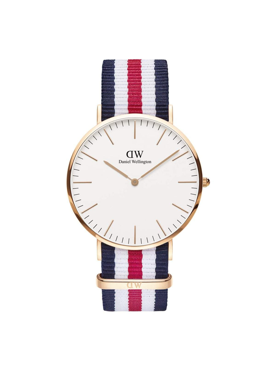 Daniel Wellington Classic Canterbury Rose Gold Men 40mm - MORE by Morello Indonesia
