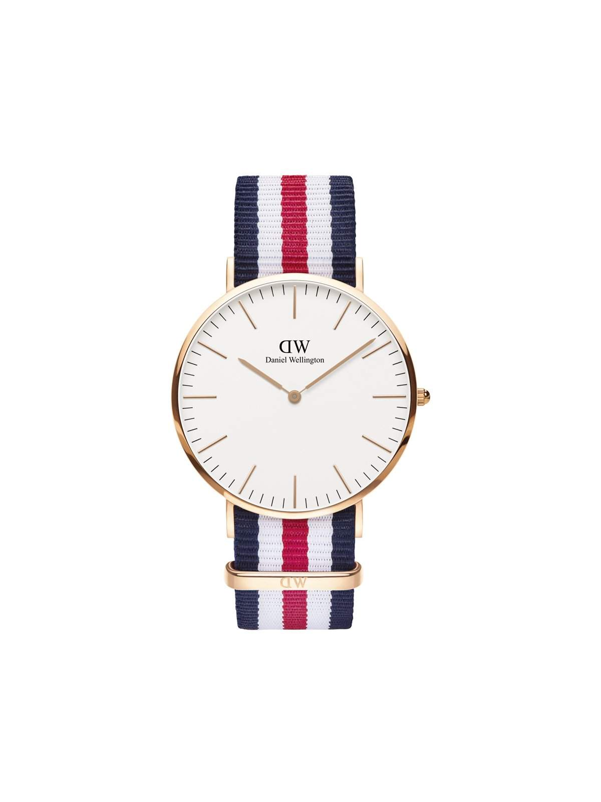Daniel Wellington Classic Canterbury Rose Gold Women 36mm - MORE by Morello Indonesia