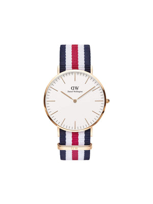 Daniel Wellington Classic Canterbury Rose Gold Women 36mm - MORE by Morello
