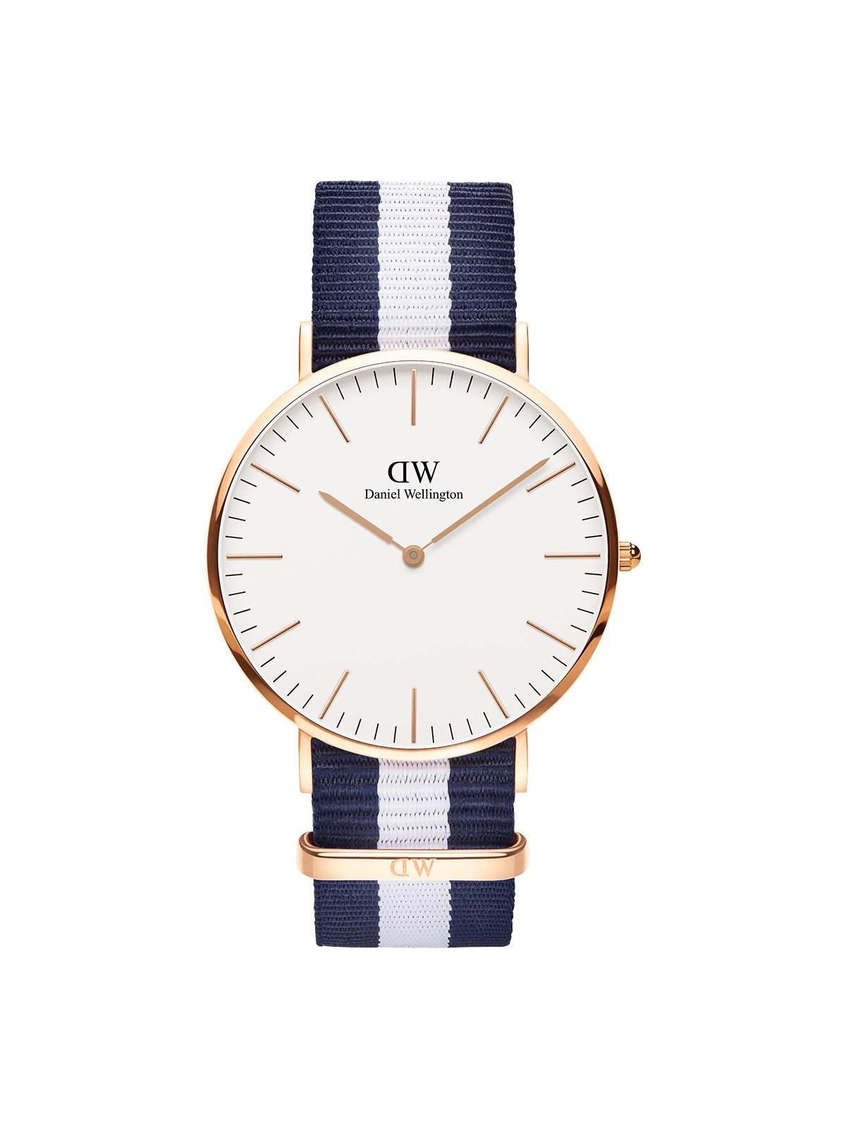 Daniel Wellington Classic Glasgow Rose Gold Men 40mm - MORE by Morello Indonesia