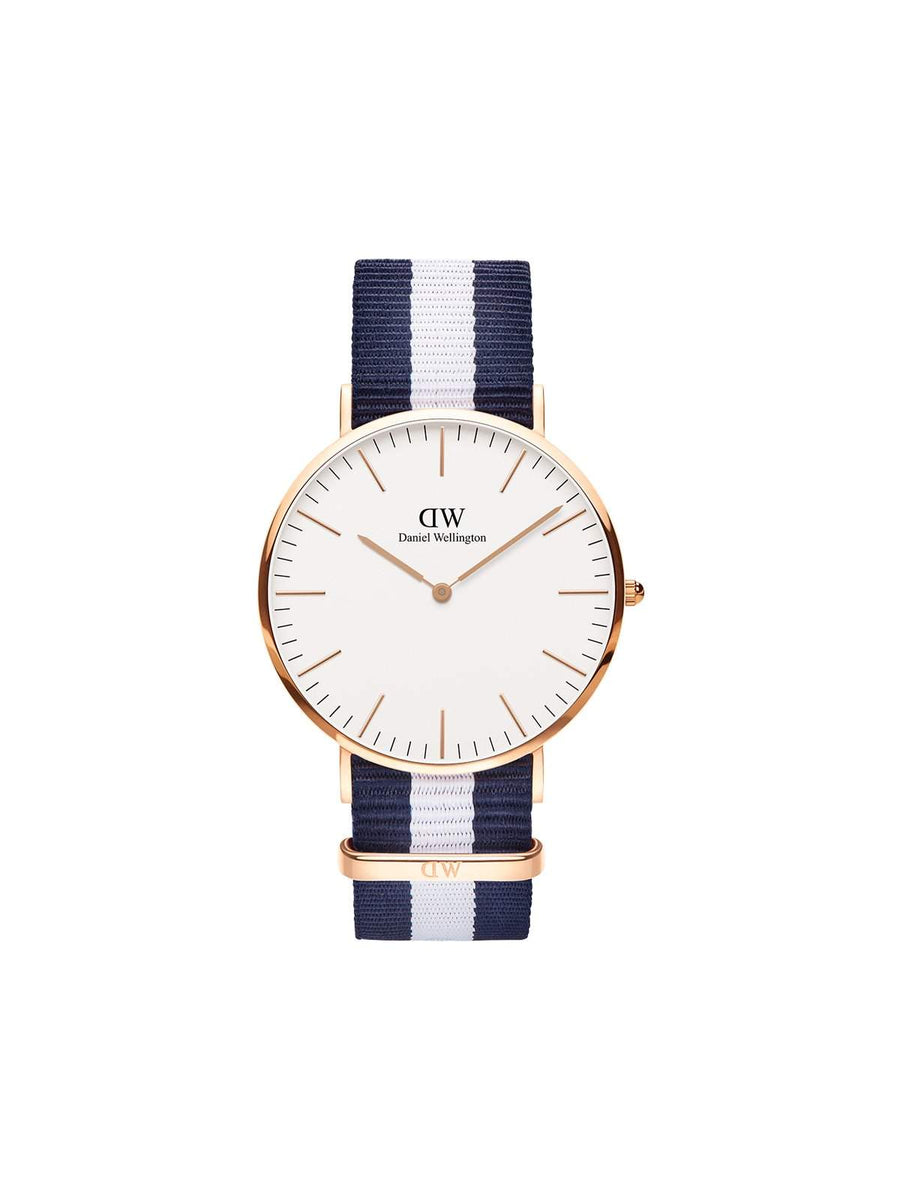 Daniel Wellington Classic Glasgow Rose Gold Women 36mm - MORE by Morello Indonesia