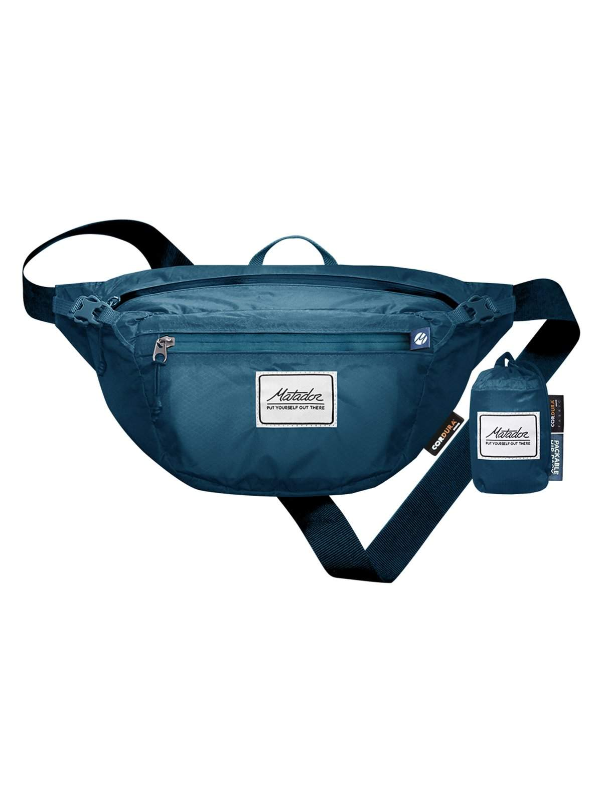 Matador Daylite Packable Hip Pack Indigo Blue - MORE by Morello Indonesia