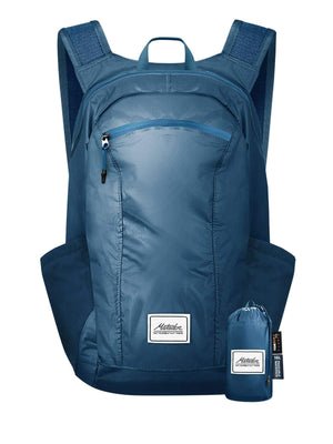 Matador Daylite16 Packable Backpack Indigo Blue - MORE by Morello Indonesia