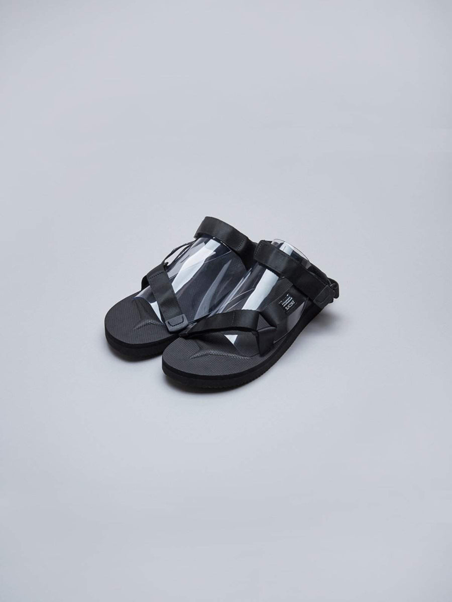 Suicoke DEPA-C Black - MORE by Morello Indonesia