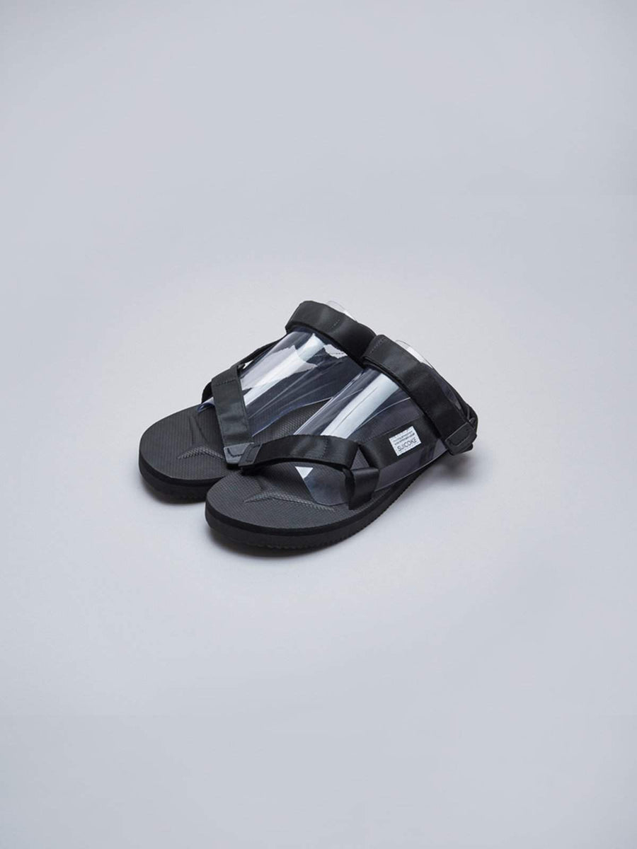 Suicoke DEPA Black - MORE by Morello