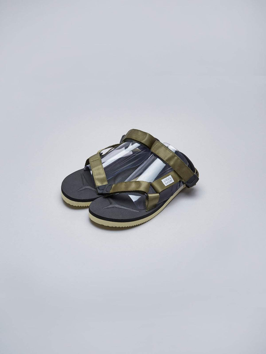 Suicoke DEPA Olive - MORE by Morello Indonesia
