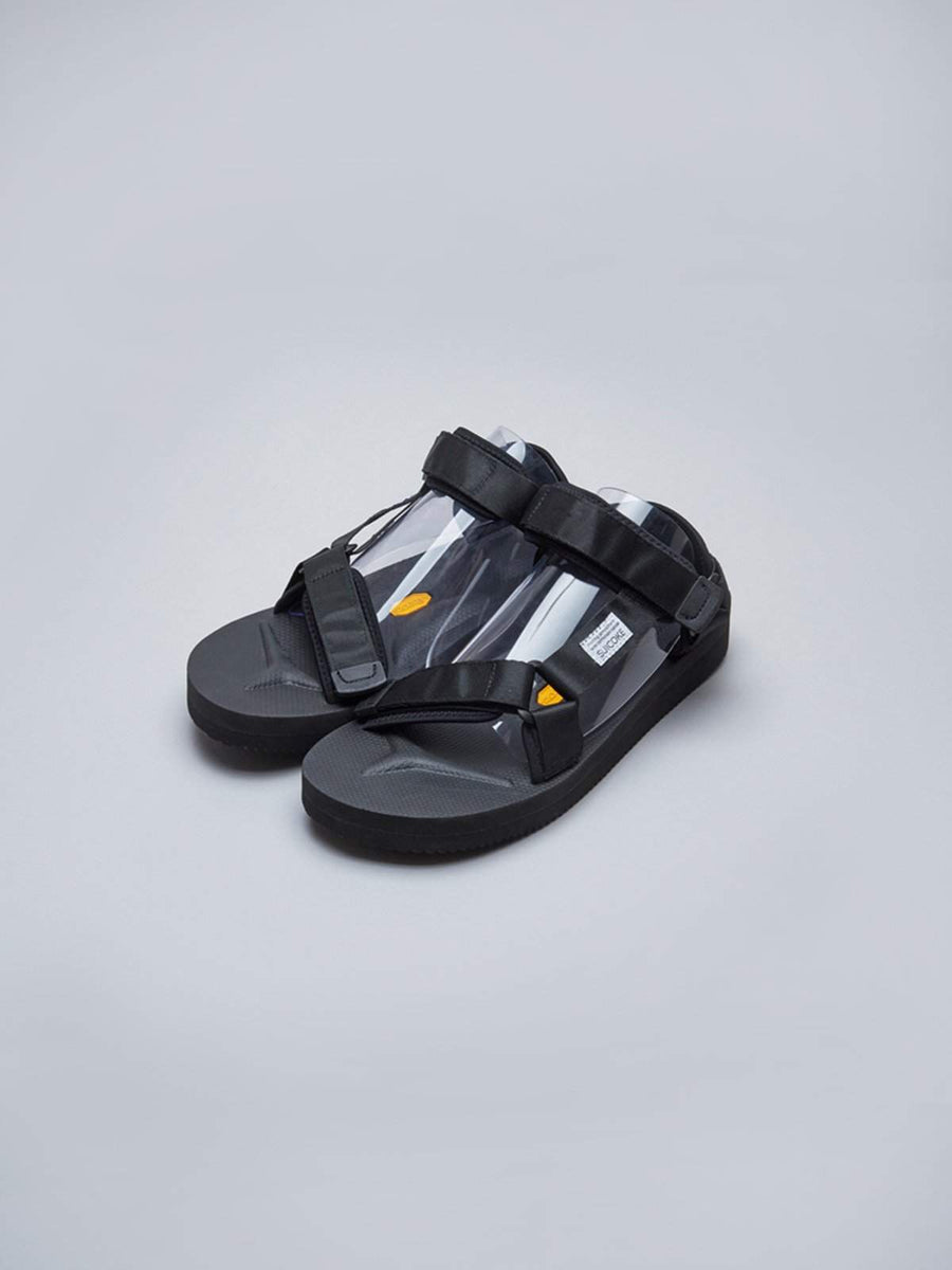 Suicoke Depa V2 Black - MORE by Morello Indonesia