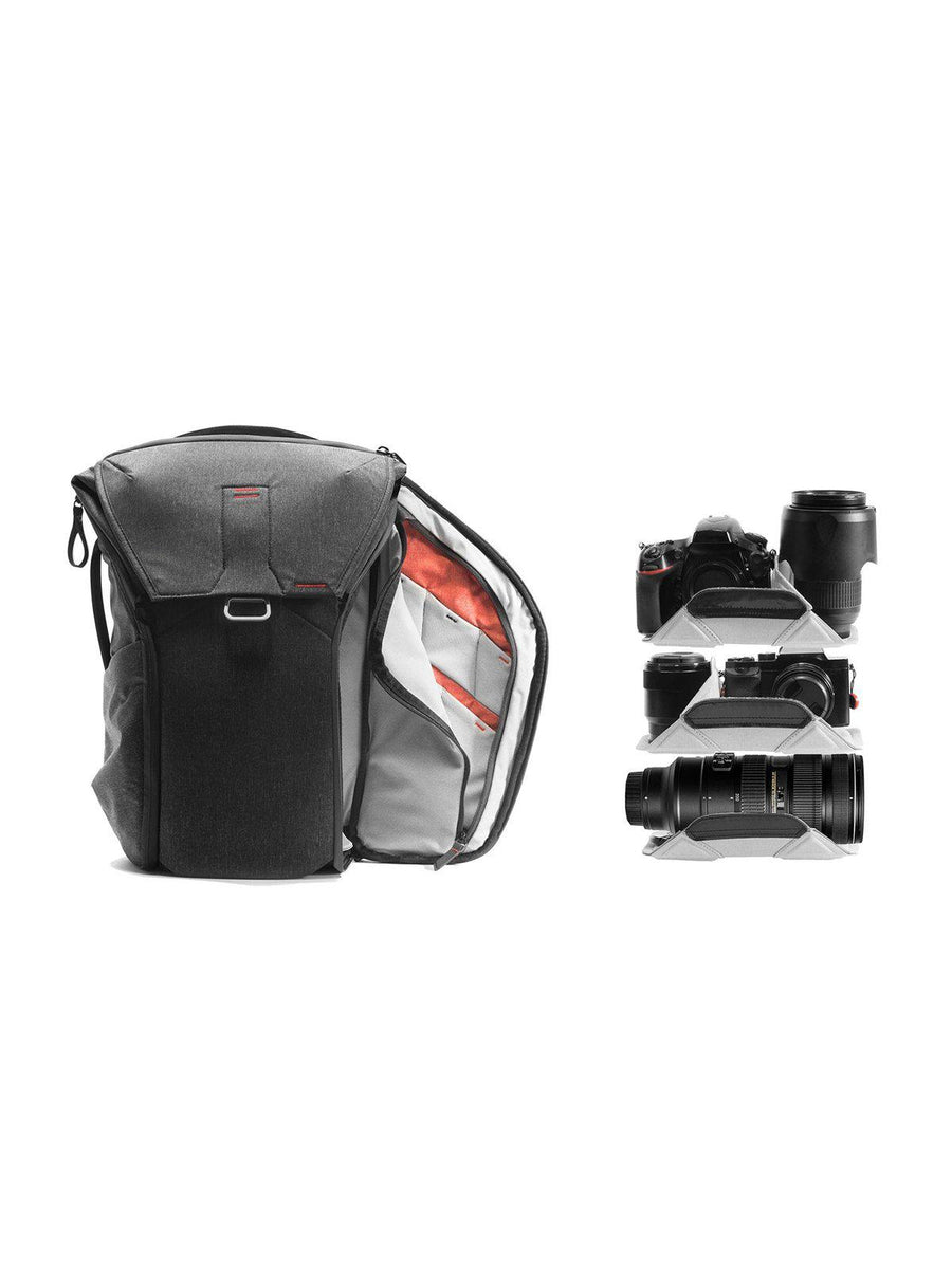 Peak Design Everyday Backpack Black 20L - MORE by Morello - Indonesia