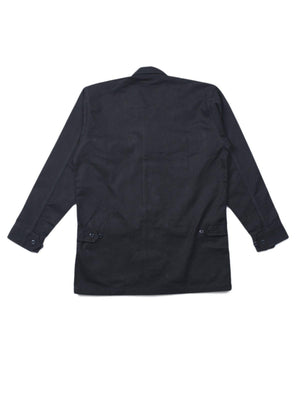 Qutn Field Jacket II Black Canvas - MORE by Morello - Indonesia