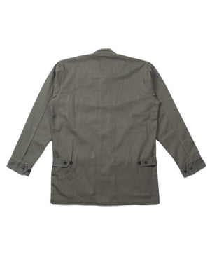 Qutn Field Jacket II Olive Canvas
