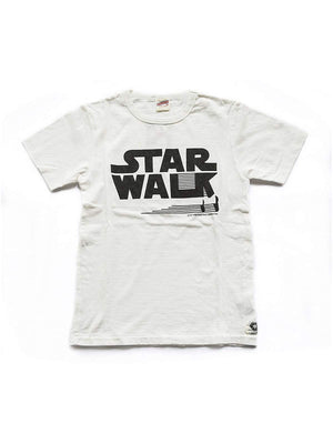 Free Rage Star Walk Tee White - MORE by Morello Indonesia