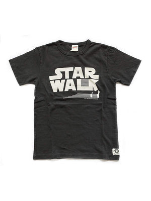Free Rage Star Walk Tee Black - MORE by Morello Indonesia
