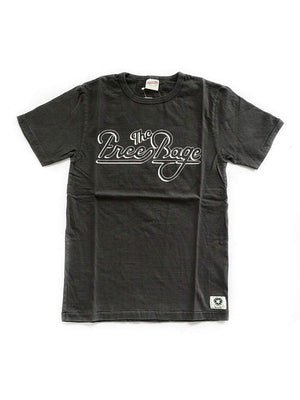 Free Rage The Free Rage Tee Black - MORE by Morello