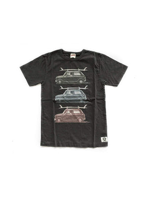 Free Rage Classic Car Tee Black - MORE by Morello