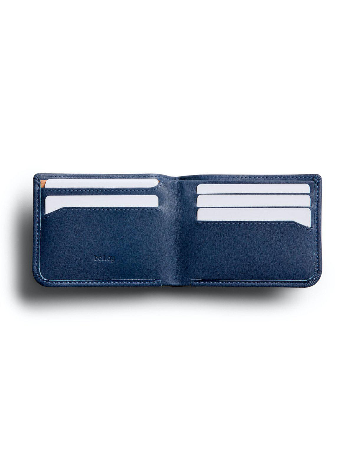 Bellroy Hide and Seek Wallet Marine Blue RFID
