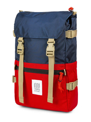 Topo Designs Rover Pack Navy Red