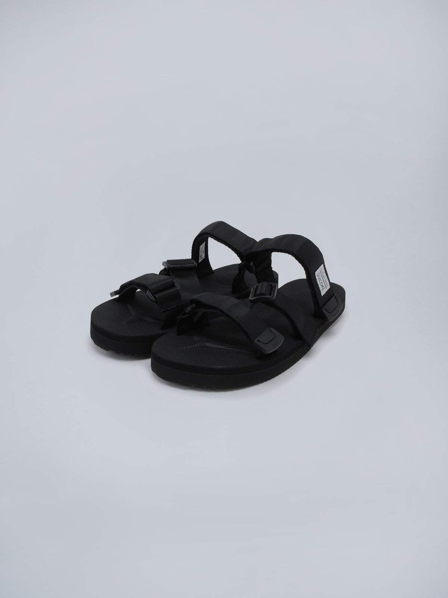 Suicoke JESSE-C Black-Sandals-Suicoke-MORE by Morello