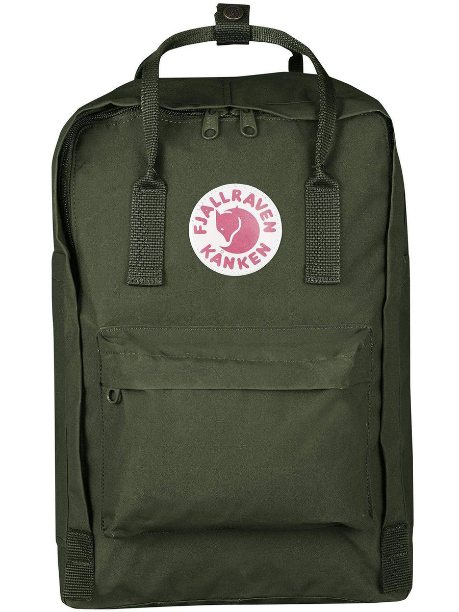Fjallraven Kanken Laptop 15 Inch Forest Green - MORE by Morello - Indonesia