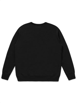 Lady White Co. Lite Sweatshirt Black Overdye