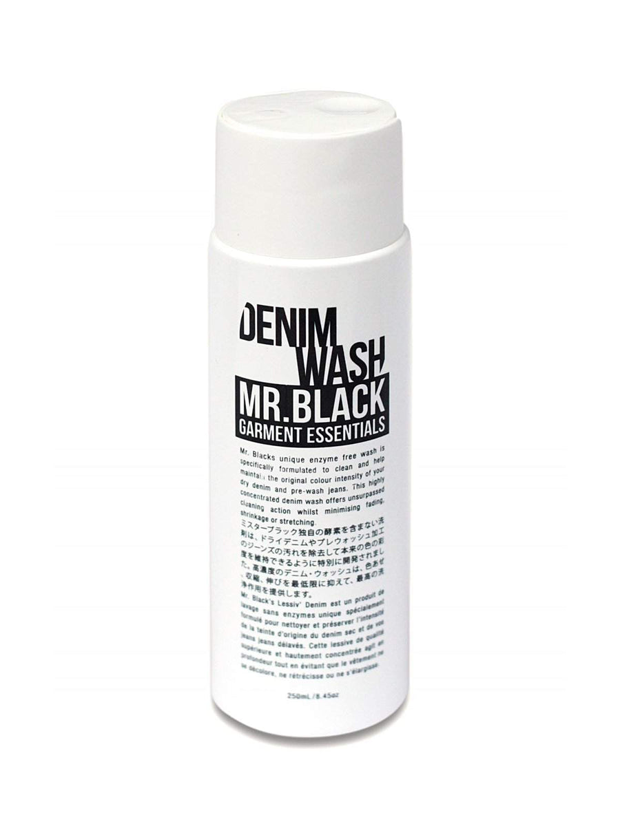 Mr Black Denim Wash 250ml - MORE by Morello - Indonesia