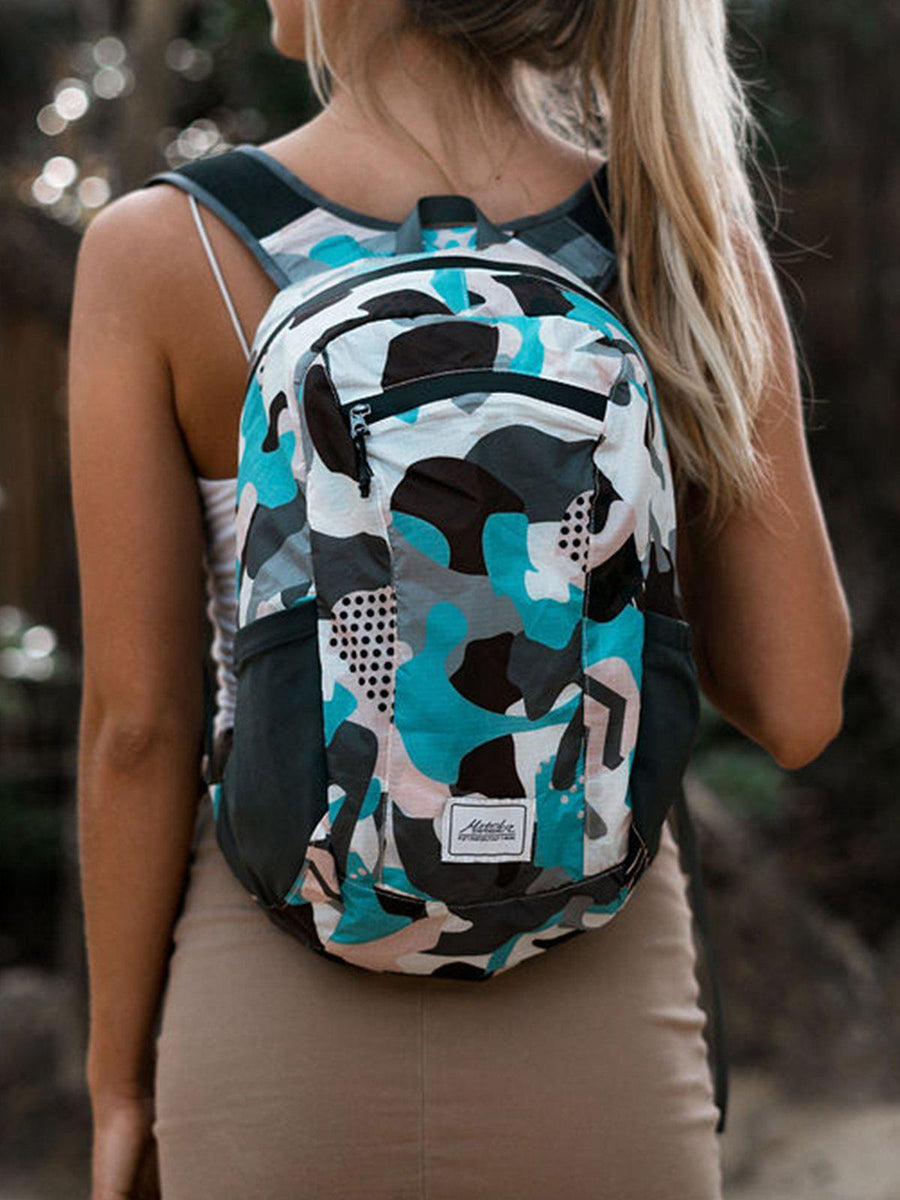 Matador DL16 Packable Backpack Pop Pattern - MORE by Morello - Indonesia