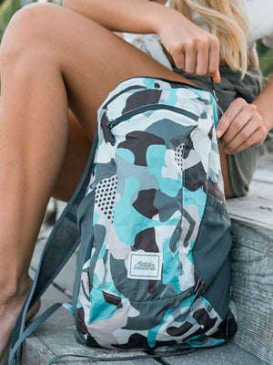 Matador DL16 Packable Backpack Pop Pattern - MORE by Morello Indonesia