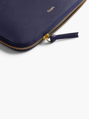 Bellroy Clutch Navy - MORE by Morello Indonesia