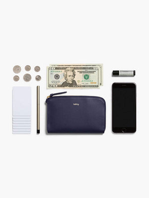 Bellroy Pocket Navy - MORE by Morello - Indonesia