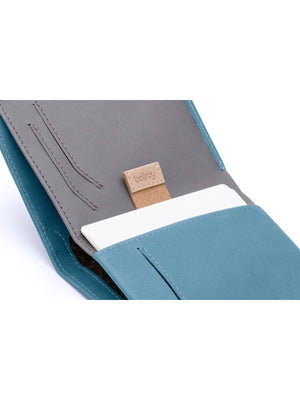 Bellroy Note Sleeve Wallet Arctic Blue - MORE by Morello