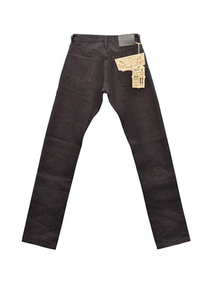 Oldblue Co. 7.5 Cut 14.5 Oz Ultra Black Okayama-Denim-Oldblue Co.-MORE by Morello