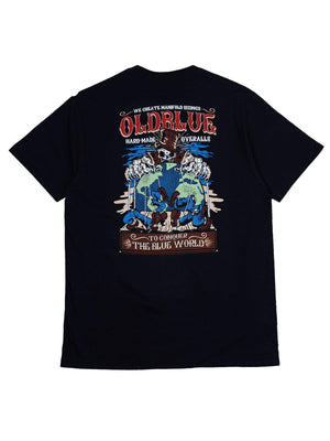 Oldblue Co. Tee The Puppeteer Black - MORE by Morello Indonesia