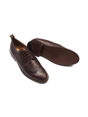 Priere Footwear Longwing Burgundy - MORE by Morello