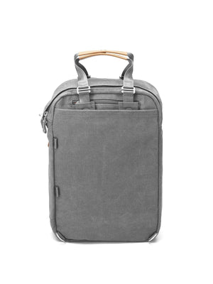 Qwstion Daypack Washed Grey-Bags-Qwstion-MORE by Morello
