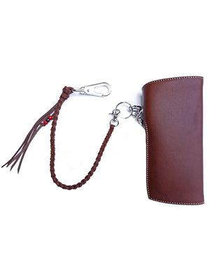 REDMOON Long Wallet NCW-02A CB Brown - MORE by Morello Indonesia