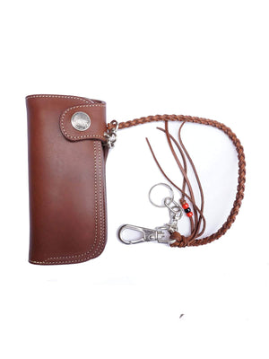 REDMOON Long Wallet CW-02A CB Brown-Wallets-REDMOON-MORE by Morello