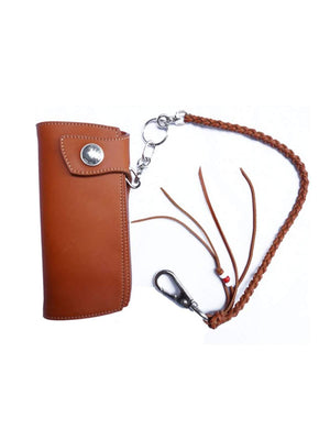 REDMOON Long Wallet NCW-02A TN Cognac - MORE by Morello Indonesia