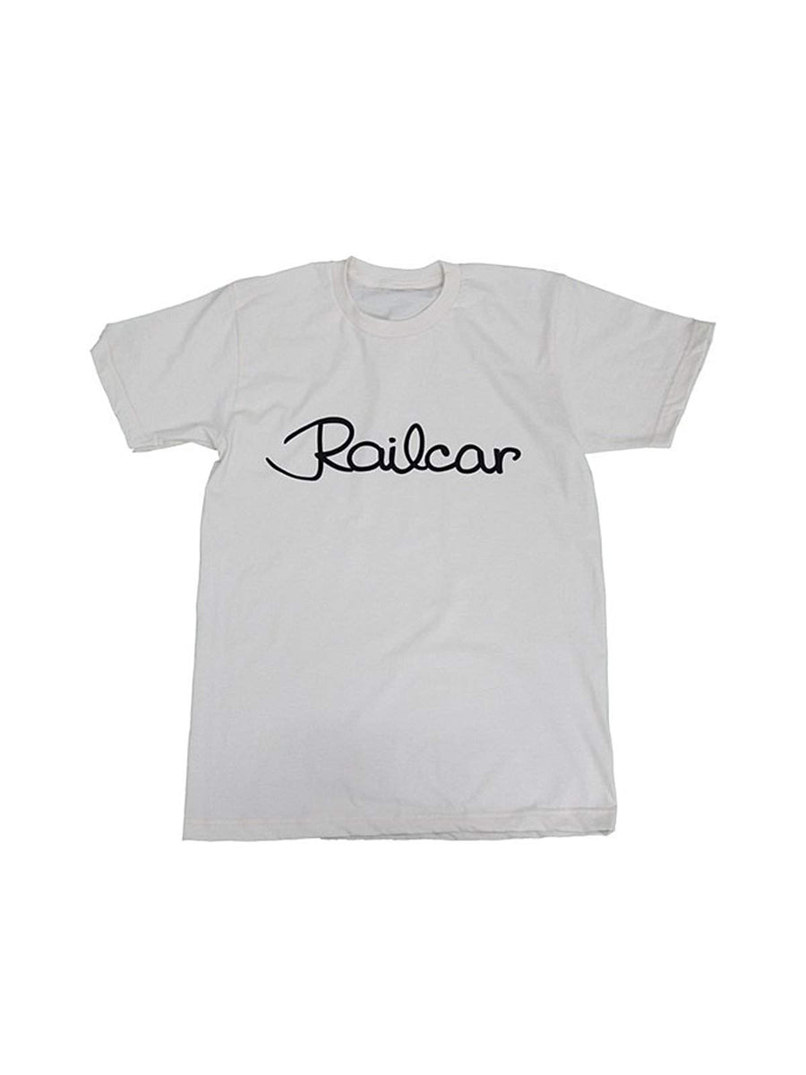 Railcar Mom's Script Organic Cotton T-Shirt-Tees-Railcar-XL-MORE by Morello