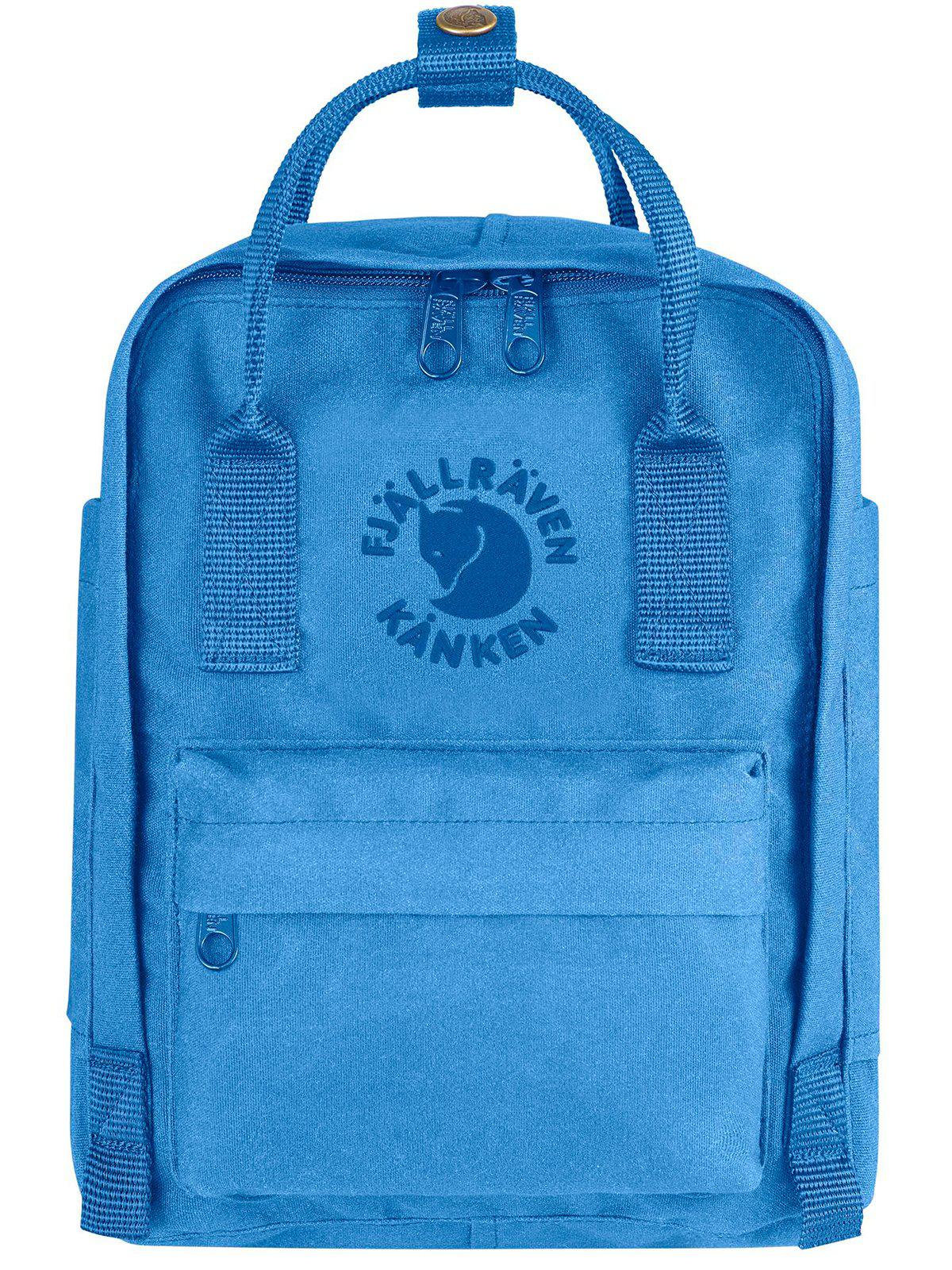Fjallraven Re-Kanken Mini Backpack UN Blue - MORE by Morello Indonesia