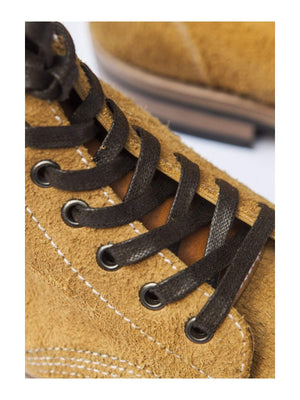 Santalum Boondockers Boots Tan Roughout - MORE by Morello