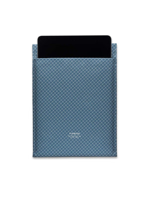 Pioneer Savant Sleeve for iPad Air / iPad Pro 9.7 10XD Ripstop Blue - MORE by Morello Indonesia